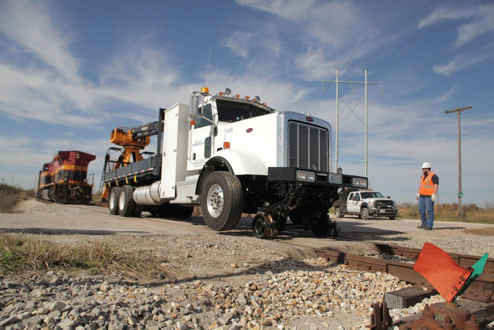 Asbell Truck & Train