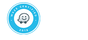Waze Badge & Forbes Agency Badge