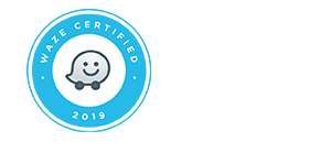 Waze Badge & Forbes Agency Badge